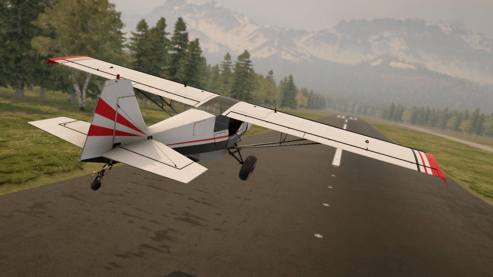 A bush plane