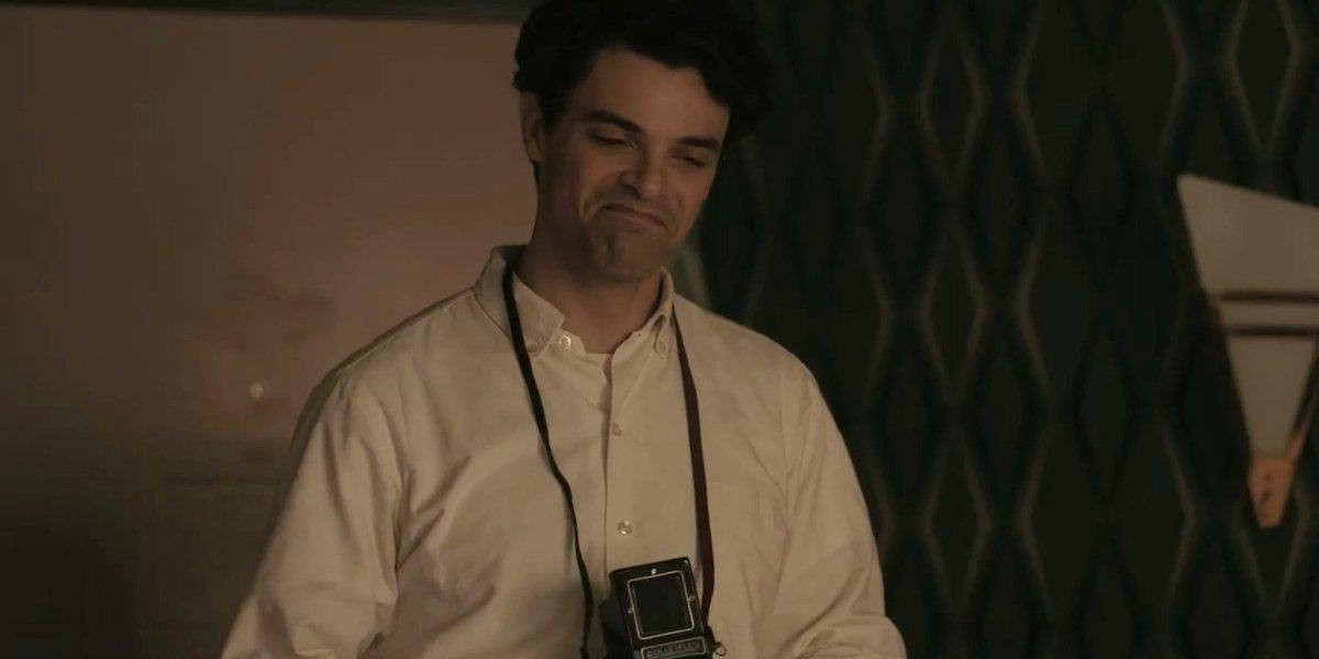 Jacob Fourtune-Lloyd in The Queen's Gambit