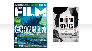 Total Film's Godzilla: King of the Monsters issue