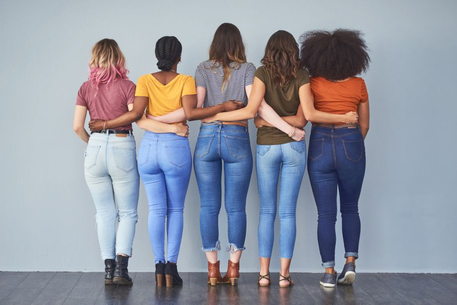 most flattering jeans edit