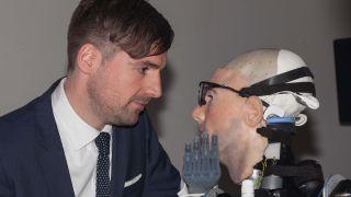 Million dollar bionic man unveiled