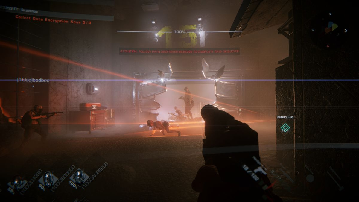 You need teamwork, stealth, and steady nerves to survive co-op horror FPS GTFO
