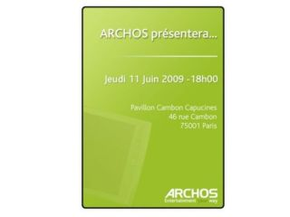 Archos - the invite