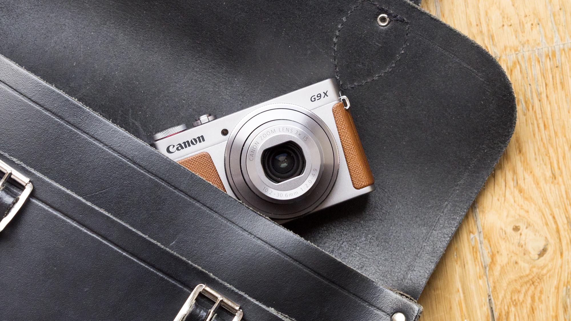 Canon Powershot G9 X Techradar G3 Wi Fi And Nfc