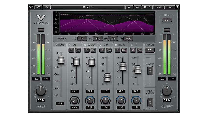 Waves releases Vitamin Sonic Enhancer plugin | MusicRadar