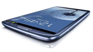 Samsung admits panic over Pebble Blue Galaxy S3