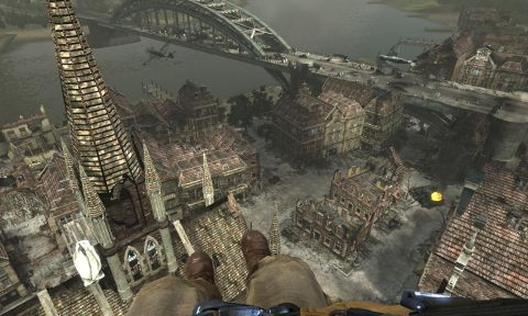 Medal Of Honor Airborne Review Innovative Ideas Make For A Shooter That Rewards Creative Play