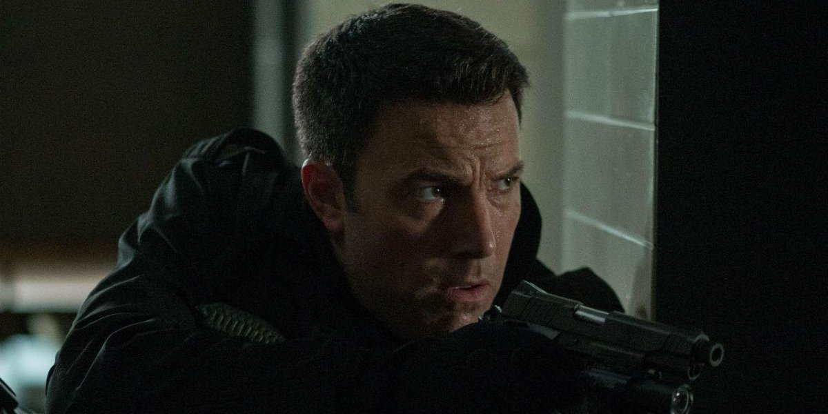Ben Affleck in The Accountant