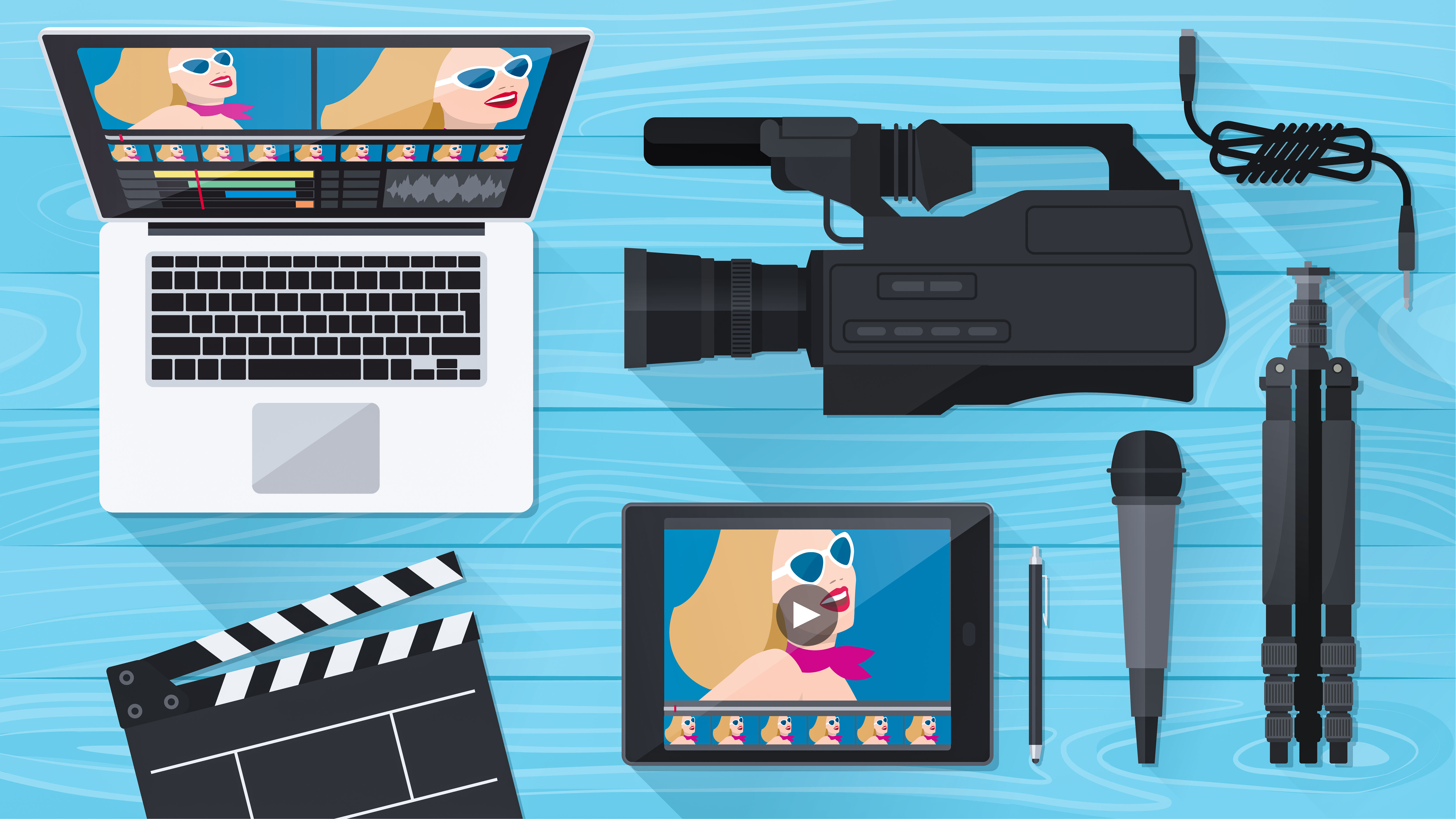 The best video editing software for vloggers and filmmakers