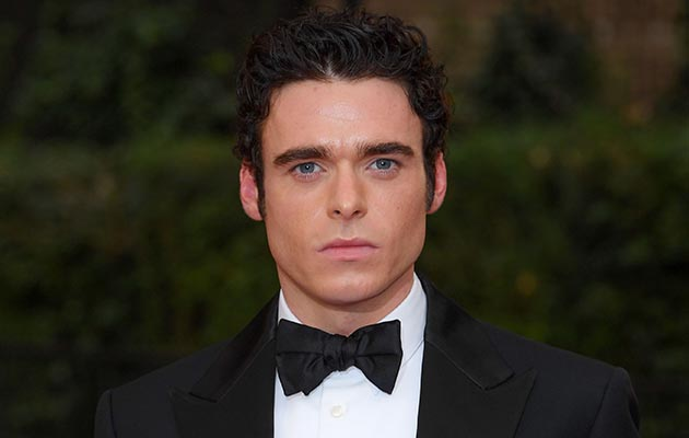 Richard Madden, dressed here for the part, could be the next James Bond