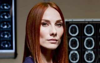 Holby City Jac Naylor played by Rosie Marcel