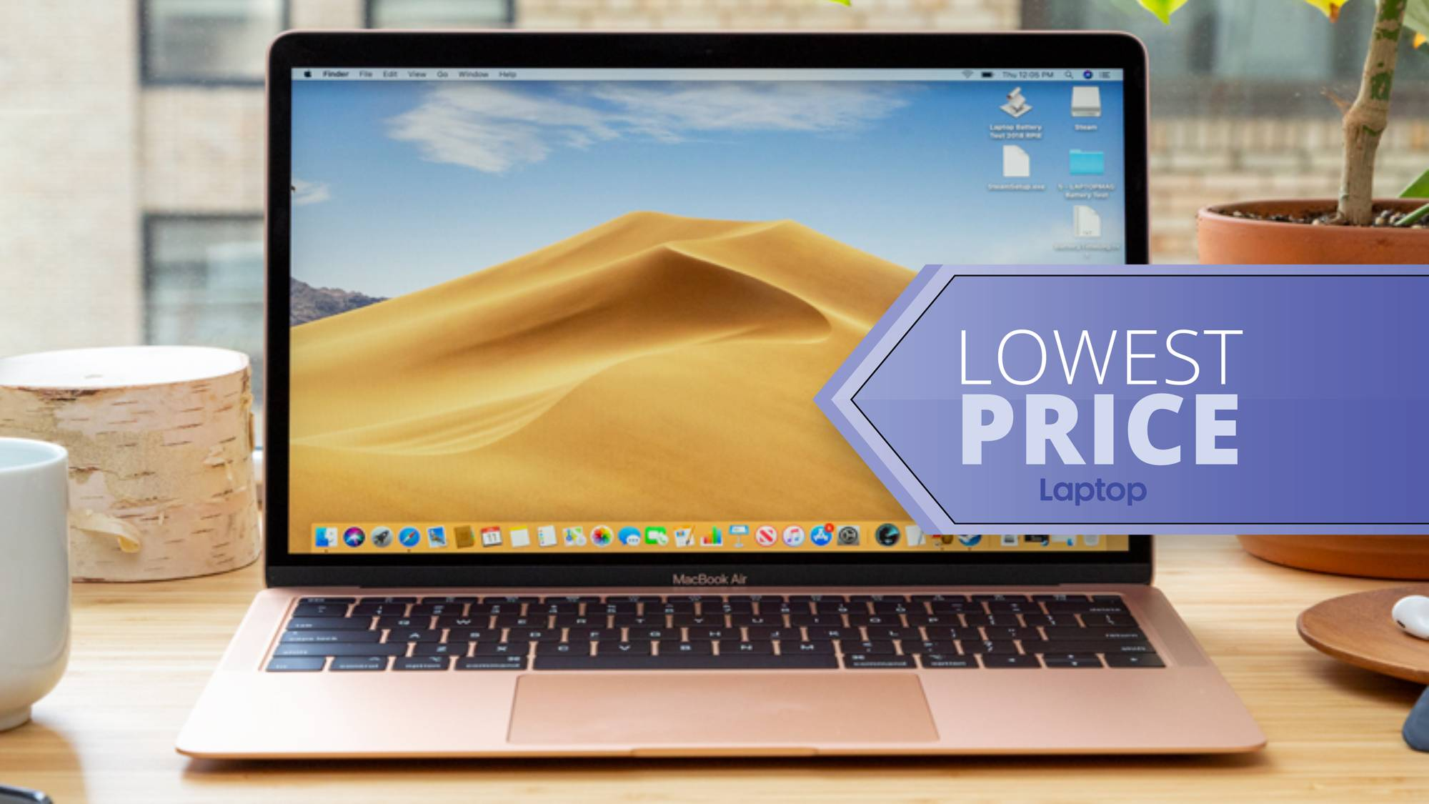 Macbook Air 2019 Now 350 Off In Laptop Deal Laptop Mag