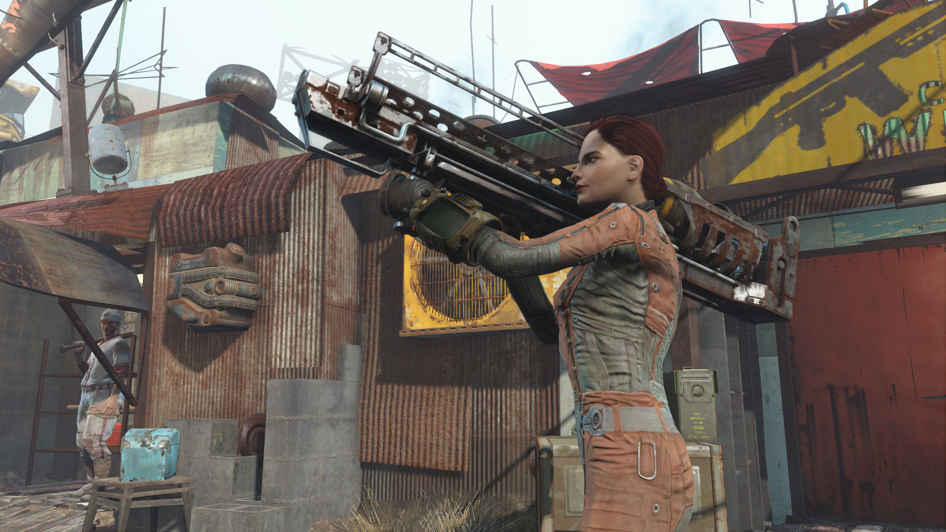Fallout 4 unique weapons guide - where to find the best guns and