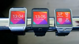 Got a Galaxy Gear Here s what it ll look like running Tizen