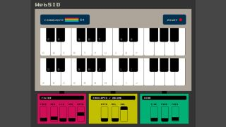 WebSID: the Commodore 64 SID-style synth you can play in