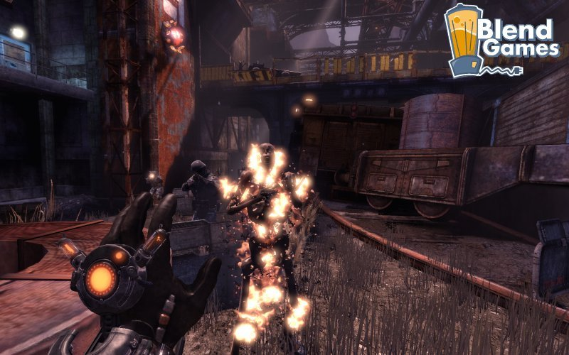 Singularity New Screenshots For Xbox 360 And PS3 #6174