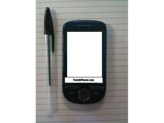 The HTC Click - and a pen