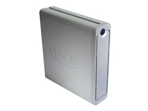 LaCie Ethernet Disk Mini Home