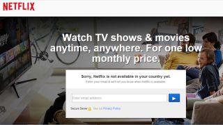 Netflix in Australia
