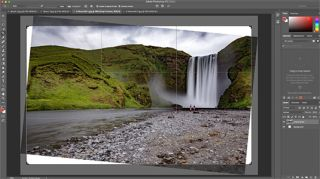 Adobe previews new Photoshop Content-Aware crop tool