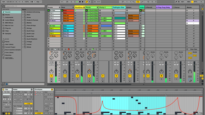 Ableton Live Software for Sale