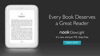 Barnes & Noble new GlowLight