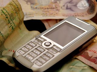 Nokia Money transfer cash by text