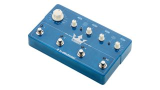 TC Electronic has a fine range of guitar pedals, which includes the Flashback Triple Delay.