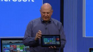 Ballmer on Windows RT sales