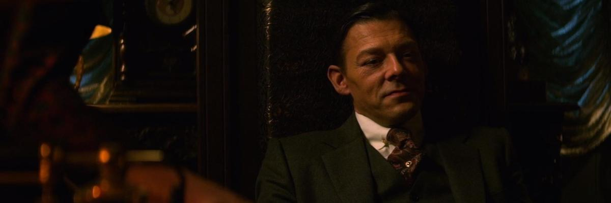 Richard Coyle in The Chilling Adventures of Sabrina