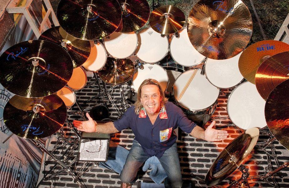 Nicko Mcbrain Hits Out At Slayer And Sabbath Musicradar