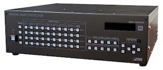 IDK Unveils MSD-7204UHD-IP Switch at InfoComm
