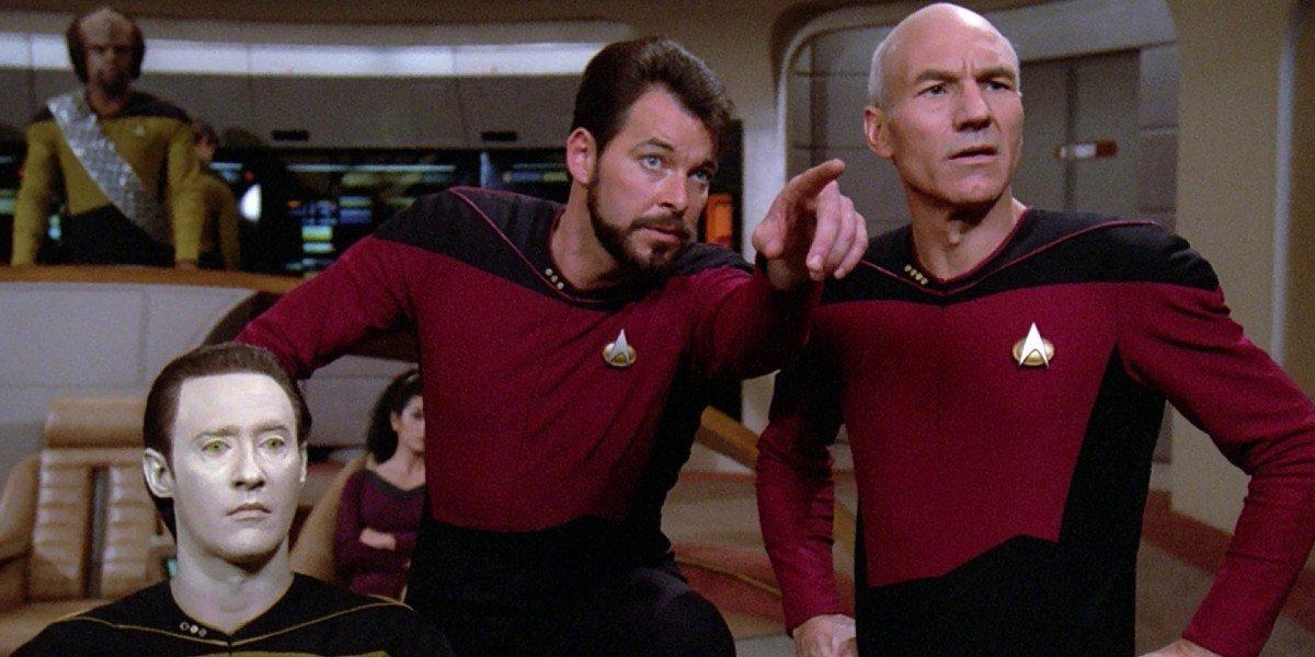 Star Trek: The Next Generation cast