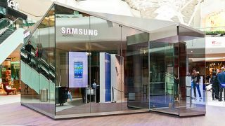 Samsung PIN pop-up retail stores begin to appear in London
