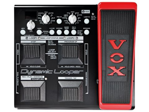 The VDL1 offers a wide range of different effects.