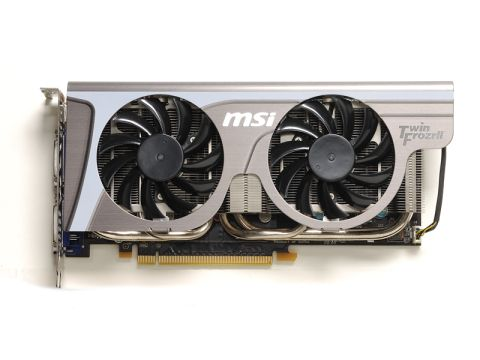 MSI GeForce GTX 560 Ti
