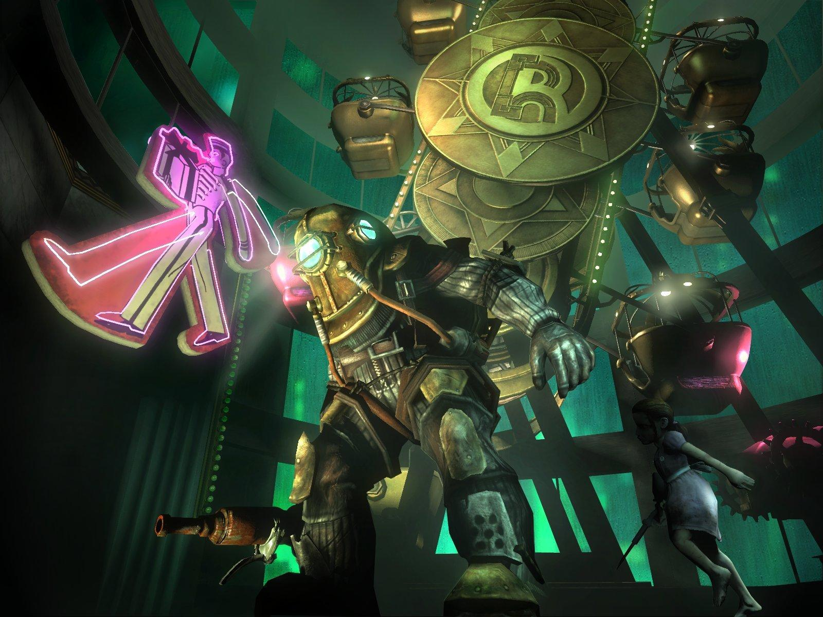 The Top 7 Ways BioShock 2 Is Better Than 1