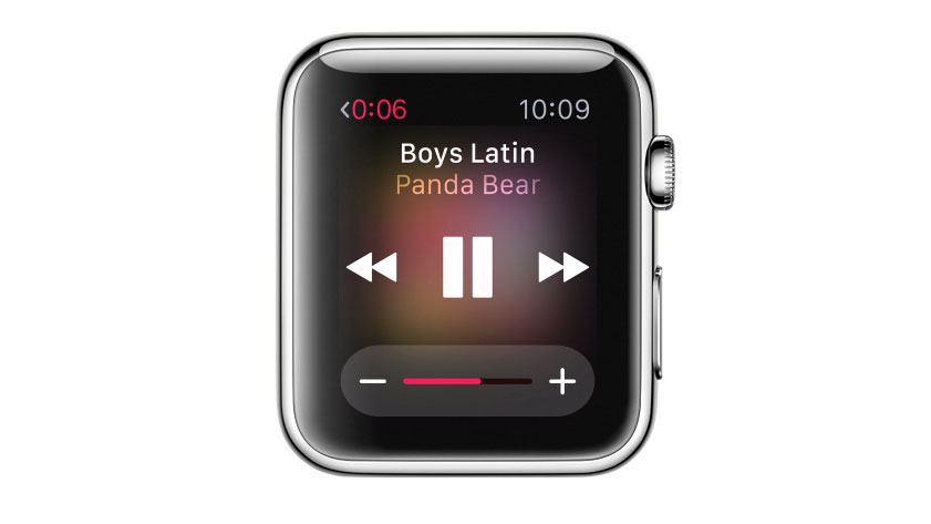 How to play and control your music with Apple Watch | TechRadar