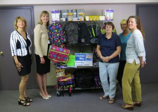 FSR Donates School Supplies for United Way of Passaic County