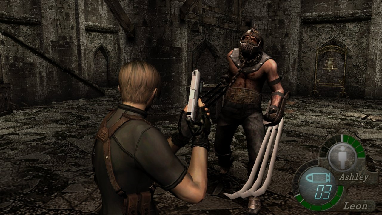 Resident Evil 4 HD Trailer And Screenshots Released #18451