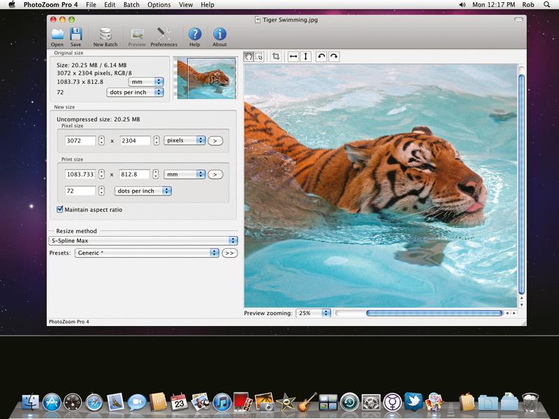 BenVista PhotoZoom Pro 4 review | TechRadar