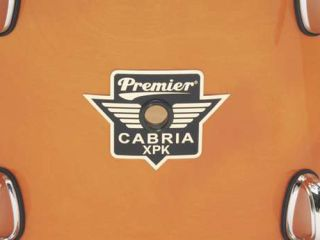 Cabria is one of Premier s best selling drum kit series