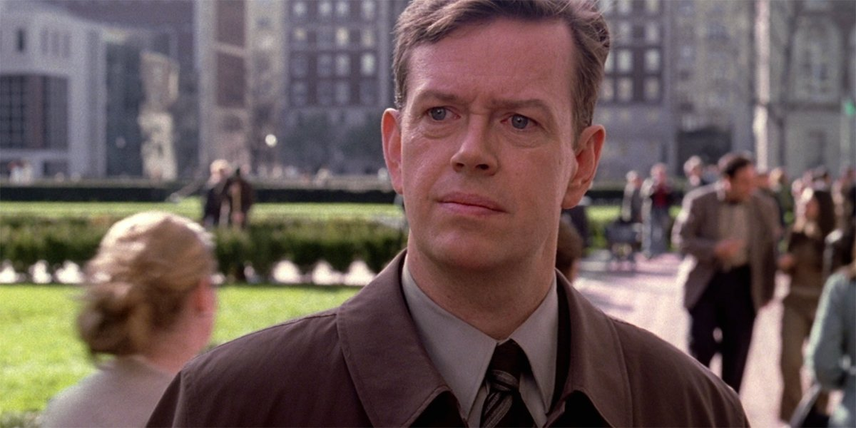 Dylan Baker as Curt Connors in Spider-Man 2