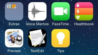 Is this our first glimpse at iOS 8?