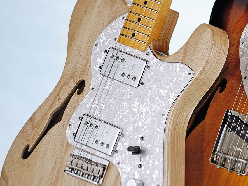 Fender American Vintage 72 Telecaster Thinline Review