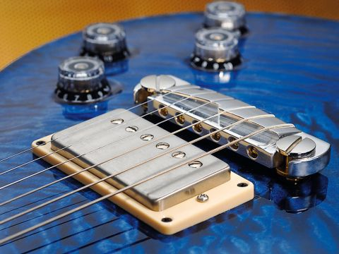 PRS is using fifties techniques to produce an authentically fifties-sounding pickup