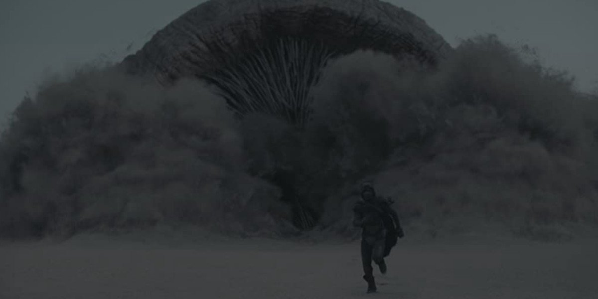 Running from a sandworm