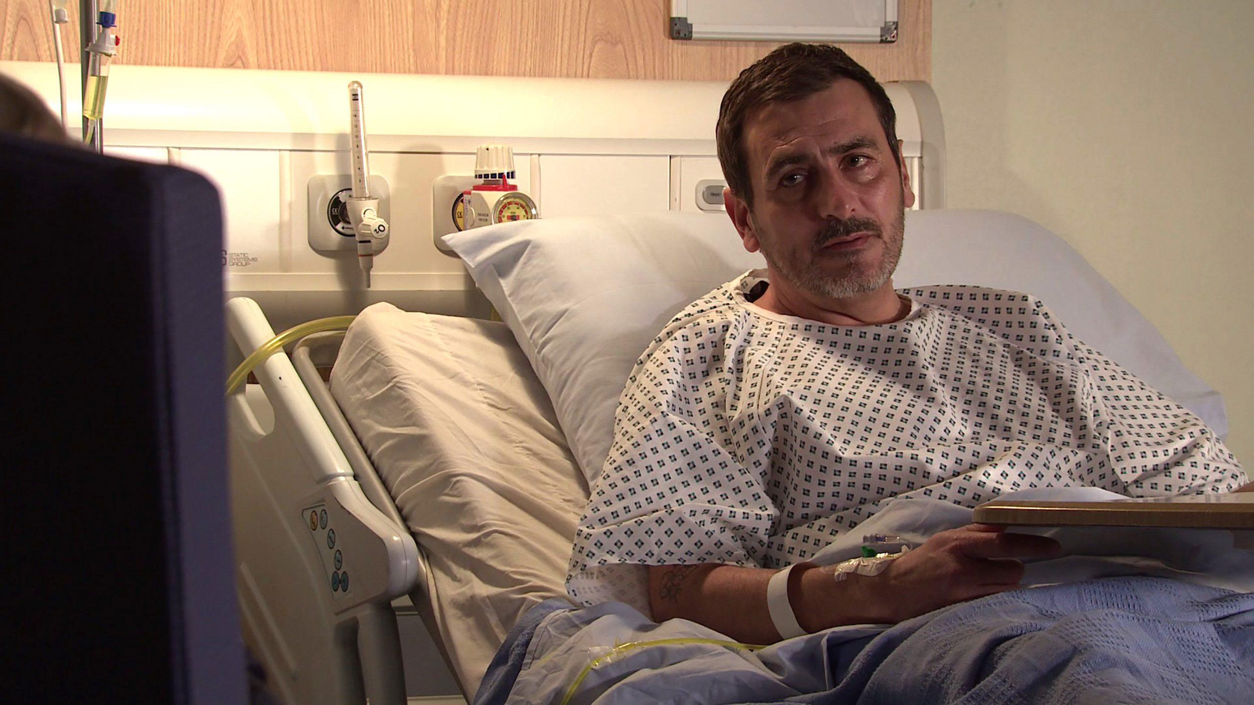 Spoilers de Coronation Street: ¡Ken Barlow pide a Peter que luche por su vida!