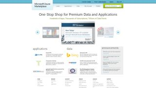 Azure Marketplace