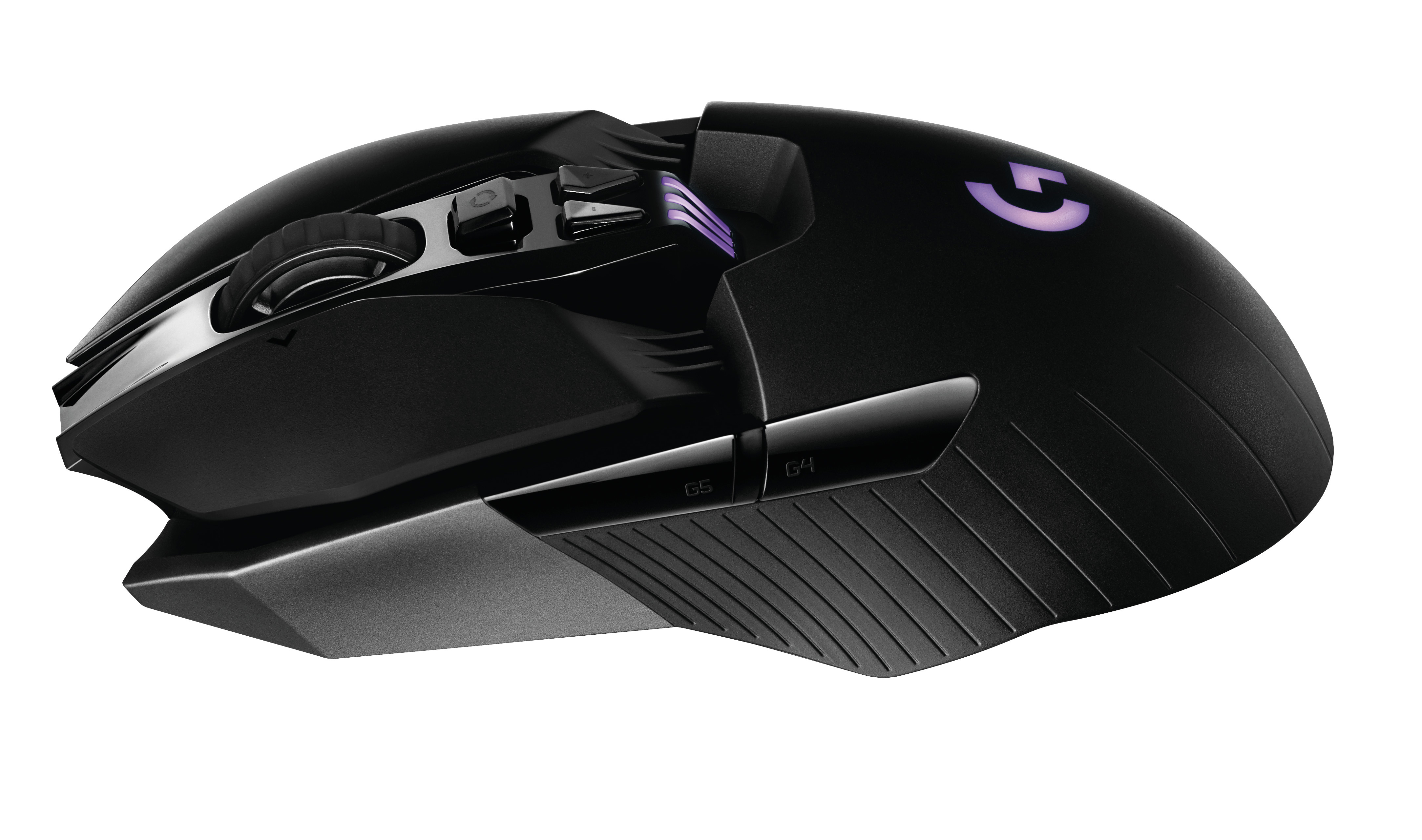 Logitech's wireless, ambidextrous G900 Chaos Spectrum is its new flagship gaming mouse